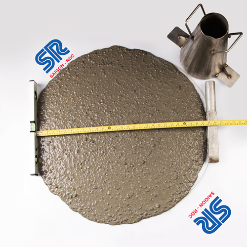 SRDC Innovative Product - Coloured Concrete
