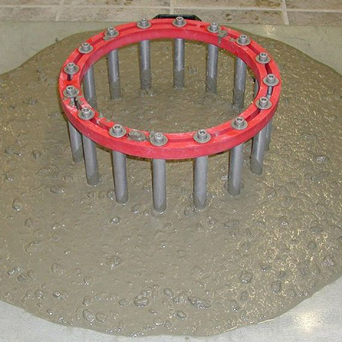 SRDC Innovative Product - Self-compacting Concrete (SCC)