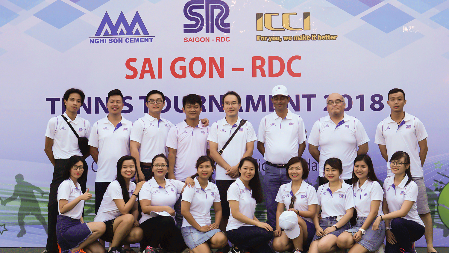 Saigon-RDC Tennis Tournament 2018